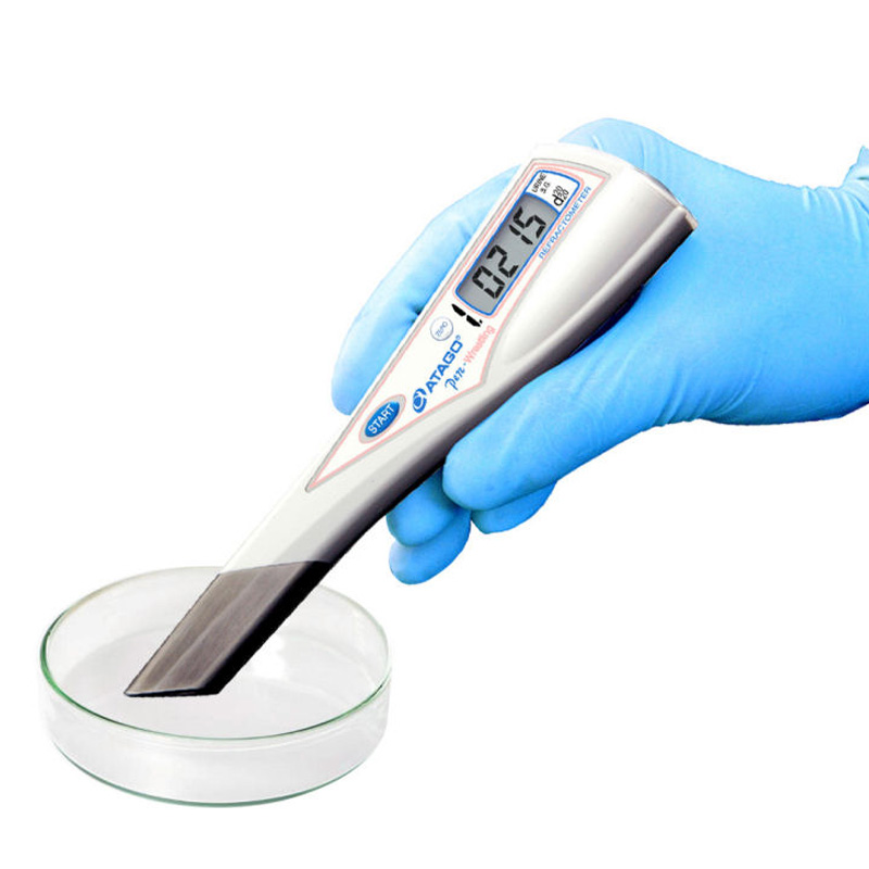 atago pen-wrestling refractometer for urine specific gravity, Skeleton
