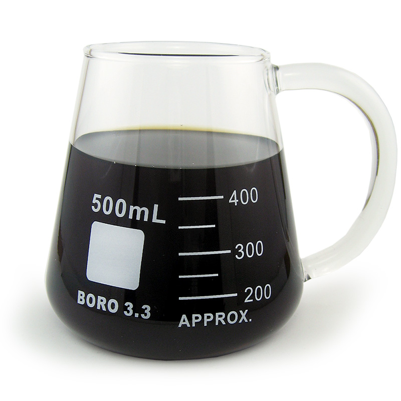 Erlenmeyer Flask Mug 400ml