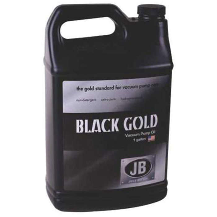 Black Gold Vacuum Pump Oil 1 Gal
