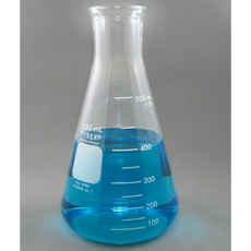 PYREX Glass Erlenmeyer Flask, 500mL