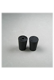 Rubber Stopper, Size #0