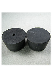 Rubber Stopper, Size #9