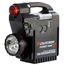 Celestron Power Tank, 12V/17Ah Power Supply (18777)