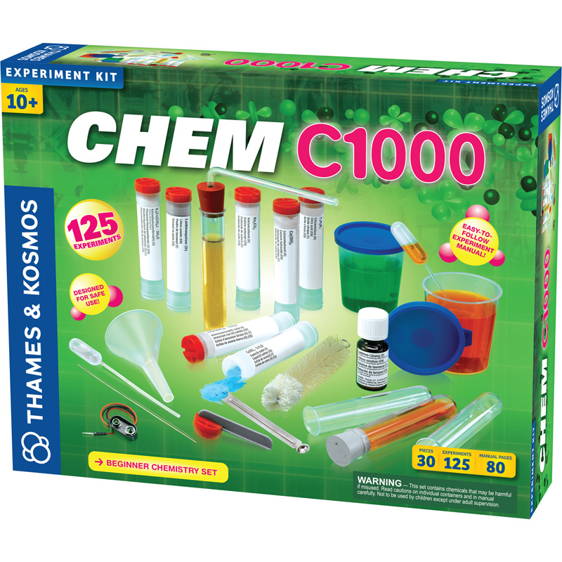Thames and Kosmos CHEM C1000 (v2.0)