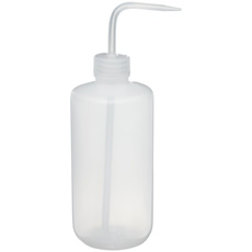 LDPE Narrow-Mouth Wash Bottle, 500mL (16oz)