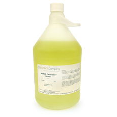 pH Buffer Solution, 7.0, 1 gal.